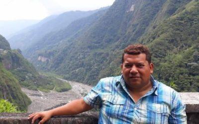 Entrevista con el antropólogo colombiano Lerber Dimas Vásquez
